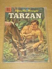 TARZAN #78 VG (4.0) EDGAR RICE BURROUGHS DELL COMICS MARCH 1956