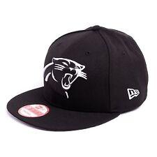 New Era 950 Carolina Panthers Casquette Snapback Bonnet Casquette, noir, 93094