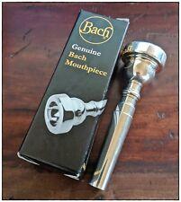Bach 12CW Trumpet Mouthpiece BRAND NEW Brassgurus