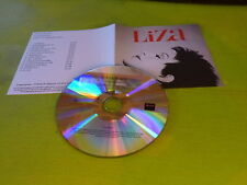 LIZA MINELLI - CONFESSIONS !!!!!!!!!!! FRENCH PROMO CD!!!!!!!