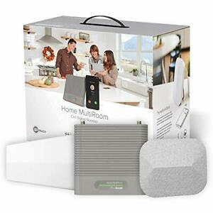 weBoost Home MultiRoom 470144 Cell Phone Signal Booster Kit | Up to 5000 sq f...
