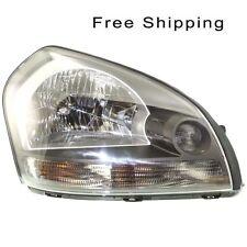 Halogen Head Lamp Assembly Passenger Side Fits 05-2009 Hyundai Tucson HY2503133