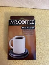 Mr. Coffee MWBLKPDQ-RB Mug Warmer - Black