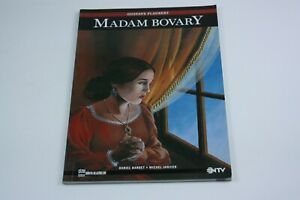 MADAME BOVARY Turkish Comic Book 2000s VERY RARE Gustave Flaubert