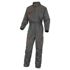 Delta Plus Overalls Boiler Suit Coverall Knee Pad Pockets Navy Black Grey M2CO2