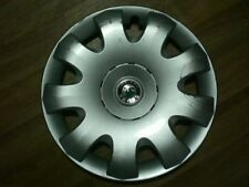 "15"" Skoda octavia fabia wheel trim hub cap wheel cover, one, genuine"