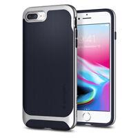 iPhone 8 Plus Spigen® [Neo Hybrid Herringbone] Hybrid Shockproof Slim Cover Case