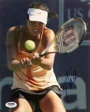 Ana Ivanovic Sexy Serbia Tennis Signed Auto 8x10 Photo Psa/Dna Coa