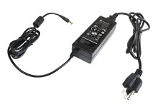 Lorex 12V 5A Power Supply Adapter for 16Ch and 24Ch Dvrs