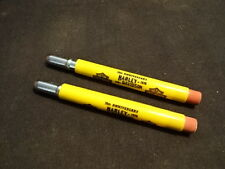 LOT of 2 Mechanical Pencil Pencils 75th Anniversary Motor Cycles