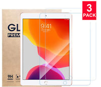 3 PACK Premium HD Tempered Glass Screen Protector for iPad Mini 1/2/3