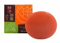 KAKISHIBU Persimmon Extract Soap 80g Free Shipping with Tracking# New from Japan