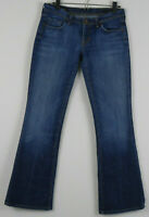 Citizens of Humanity Ingrid #002 Low Waist Flare Stretch Jeans Size 28 30 x30