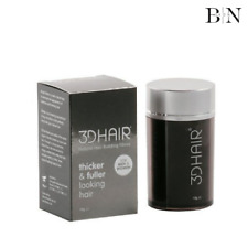 3D Hair Loss Fibres Thinning Hair 10g LIGHT BROWN (GENUINE PRODUCT WORTH £32.99)