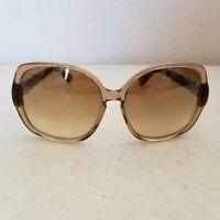 Tod's TO 25 45G 60[]15-130 Sunglasses Frame Only  Brown Oversized Tortoise Frame