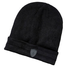 Puma Ferrari Beanie Hat In Black