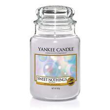 YANKEE CANDLE Gro�Ÿe Kerze SWEET NOTHINGS 623 g Duftkerze