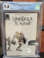 Umbrella Academy #1 CGC 9.8 (2007) Dark Horse Special Edition Only 1000 COPYS!!