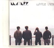 (DU181) Matinee, White Lies - 2013 DJ CD