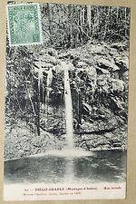 MADAGASCAR - DIEGO-SUAREZ - MONTAGNE D'AMBRE - UNE CASCADE