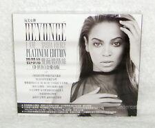 Beyonce I Am… Sasha Fierce Taiwan Ltd CD+DVD w/BOX (+Bonus 4 trks)