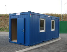 Flat pack collapsible MK Trans-pack  Office cabin unit