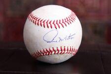 GFA Minnesota Twins *PAUL MOLITOR* Signed Rawlings GU MLB Baseball P2 COA