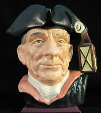 "Royal Doulton Character Jug ""Night Watchman"" D6569"