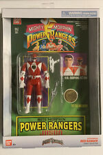 Power Rangers Auto Mighty Morphin Action Figure Legacy Collection - Red Ranger