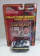 Nascar #7 Randy Lajoie 2001 Chevy Chase The Race Car w/t Display Stand Nip