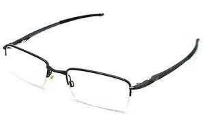 Oakley OX 3111 0152 Rhinochaser Black Rectangle Eyeglasses 52-19 142
