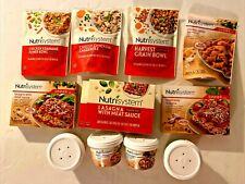 Nutrisystem - TRY it NOW - Choose your own Meals - MIX and MATCH Lunch Dinner
