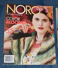 Noro Knitting Magazine Color Crochet Mix Knit & Purl #2 Spring Summer 2013