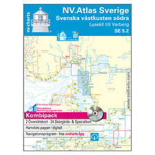 NV. Serie 5.2 Kombipack - Schweden, Lysekil bis Varberg # Kattegat 9783945902059
