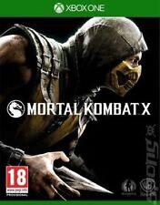 Mortal Kombat XL Xbox One Game Microsoft Xb1