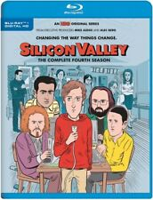 Silicon Valley: The Complete Fourth Season [New Blu-ray] Full Frame, U