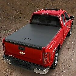 """NEW OEM GM Soft Roll Up Tonneau Cover 23129000 Silverado 6'5"""" Bed 2007-2013"""