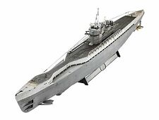 Revell 05133 Deutsches U-Boot TYPE IX C/40 (U190) Bausatz 1:72