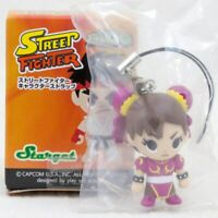 Street Fighter 2 Chun-Li Another ver. Character Strap Figure Capcom JAPAN GAME