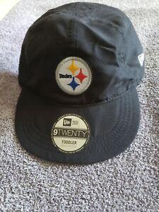 New Era Pittsburgh Steelers Toddler Adjustable, Reversible 9Twenty Hat