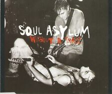 Dave Pirner SOUL ASYLUM Without A trace 2 UNPLUGGED &UNRELEASED CD single SEALED
