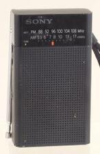 SONY FM/AM MODEL ICF-P26 PORTABLE RADIO - A LITTLE GEM!! REF: 3306A
