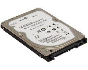 Seagate 2,5 Zoll SATA Laptop Notebook Festplatte 80GB 160GB 250GB 320GB 500GB