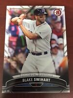 2016 Bowman Baseball Sophmore Standouts 5x7 18/49 SS-5 Blake Swihart Boston