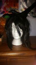 Epic Cosplay Wig black pre-styled Pandora Hearts Glen Baskerville wig