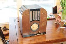 Wards Airline Farm Radio  / Tombstone 30's - Parts / Restoration