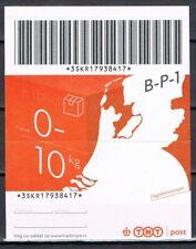 Pakketzegel 10  kg, emissie TNT-logo  *LASTIG MATERIAAL