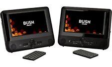 Bush 9791c Multi-REGIONE Dual LCD da 9 Pollici in Auto Poggiatesta LETTORI DVD