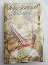 JOHN GARDNER - FOR SPECIAL SERVICES -JAMES BOND 007- 1st UK EDITION 1982