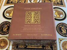 Genuine Clive Christian I Perfume Gift Set 2 x 10ml Men and Women set Very RARE